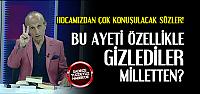 'LAN BU KUR'AN AYETİ, KUR'AN...'