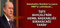 """MHP'Yİ KURTARMAK MİLLİ BİR İBADETTİR"""