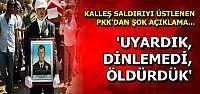 NUSAYBİN'DE AİLE ZİYARETİNE GİTMİŞTİ!