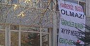 ÖĞRENCİLER KYK'YI İŞGAL ETTİ!