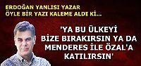 'ÖLÜ YA DA DİRİ OLMASI FARKETMİYOR'