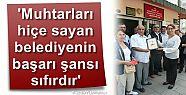 PINAR SUSMUŞ'TAN MUHTARLARA ONUR BELGESİ