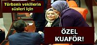 TÜRBANLI VEKİLLERE ÖZEL KUAFÖR...