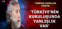 'TÜRKİYE'NİN ADI OSMANLI OLMALI'
