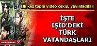 TÜRKLER TOPLU GÖRÜNTÜ VERDİ...