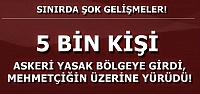 UYARI ATEŞİNİ BİLE UMURSAMADILAR!