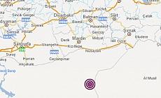 5.2'lik Deprem Diyarbakır'ı Korkuttu!