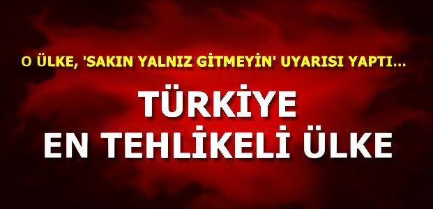 UTANÇ VERİCİ UYARI...