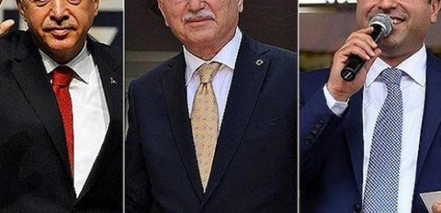 YERLERİ BELLİ OLDU...