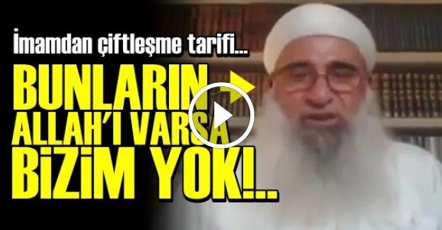 BUNLARIN ALLAH'I VARSA BİZİM YOK!